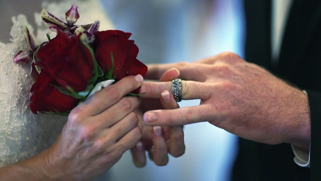 Regardless of income level, education, or geography, interfaith marriage among Americans is on the rise.