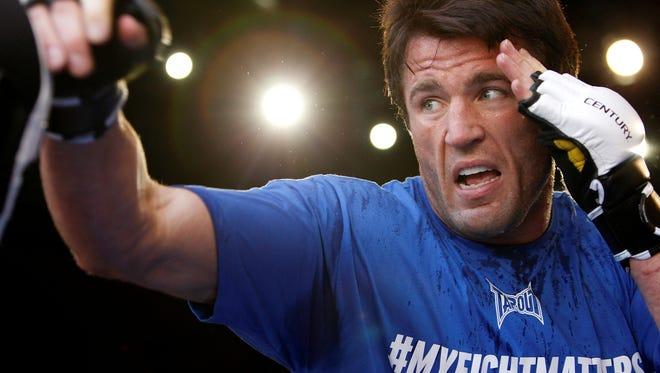 Chael Sonnen has few unkind words for Saturday's opponent, Jon Jones at UFC 159.