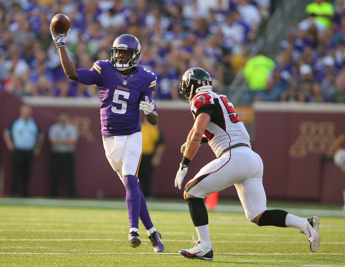 9f942320 Teddy Bridgewater inactive for game against Green Bay
