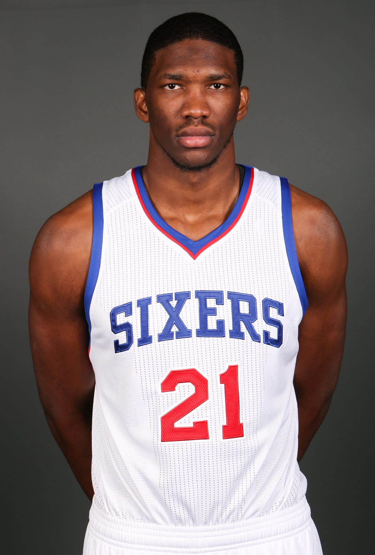 brand new 1b7b0 5fa34 Brother of 76ers' Joel Embiid dies in Africa