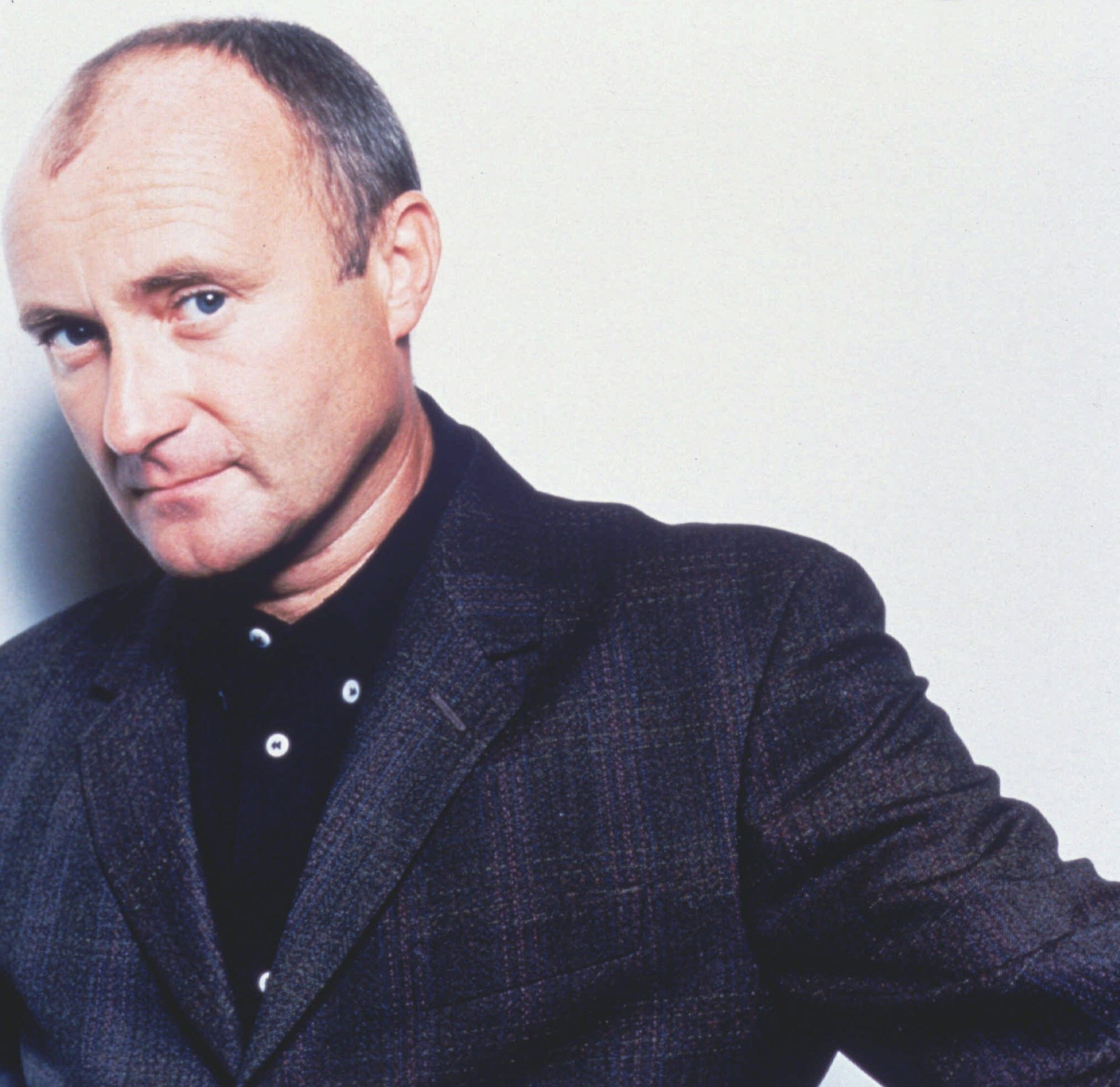 Phil Collins Through The Years