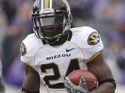 Derrick Washington, an offensive mainstay for two seasons with Missouri, was dismissed from the team just before the start of the 2010 season.