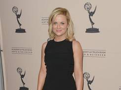 Amy Poehler stars in the comedy series 'Parks and Recreation.'