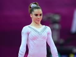 McKayla Maroney competes during the vault competition during the London Olympics at North Greenwich Arena on Aug. 5.