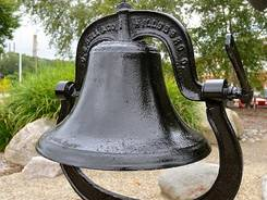 The Western Michigan victory bell was stolen, but returned recently.