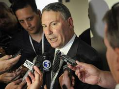 Mike Aresco says had he know Notre Dame was leaving the Big East before he became commissioner it would not have changed his decision.