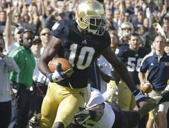 Notre Dame will have to make some changes to its football schedule with its move to the ACC.