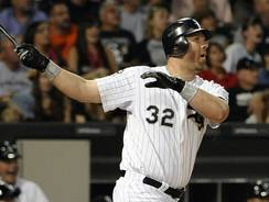 Adam Dunn will miss sixth consecutive game with an oblique strain.