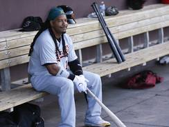 Manny Ramirez has Hall of Fame statistics but two doping offenses could keep him out of the Hall of Fame.