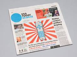 USA TODAY's new look.
