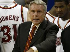 "Maryland coach Gary Williams says he respects Jim Calhoun's coaching but adds the two ""had our differences."""