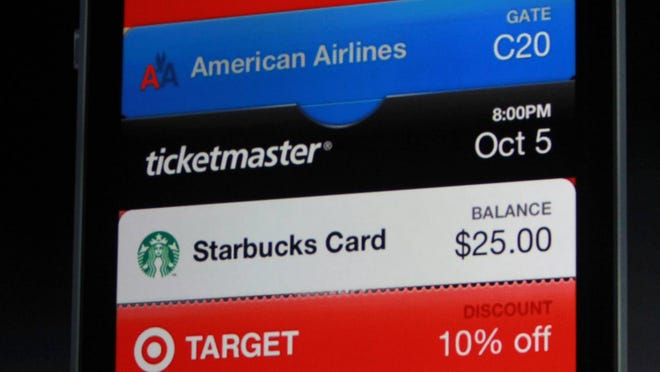 The new Passbook feature lets you collect your airline boarding passes, coupons and loyalty programs all in one place.