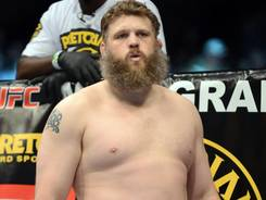 """Roy Nelson will be one of the coaches this season on """"The Ultimate Fighter 16"""""""