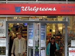 Walgreens is under fire over sales of oxycodone.