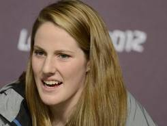 U.S. swimmer Missy Franklin turned down endorsement money to stay eligible to swim in college.