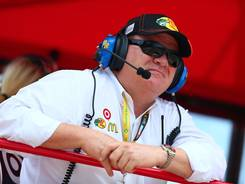 Chip Ganassi's team has won the last four IndyCar championships.