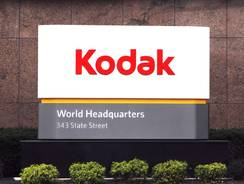 A book printing technology company has signed an agreement with Eastman Kodak that could make drugstores and other retailers into vast bookstores.