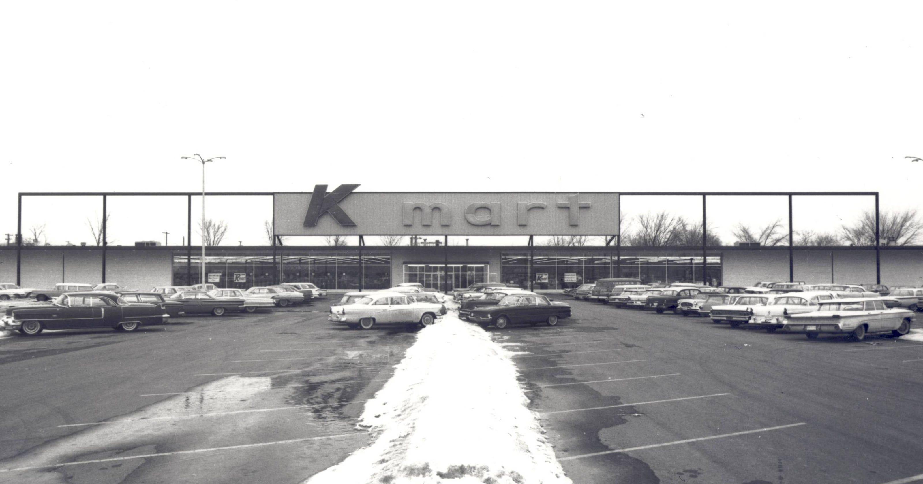 Happy Birthday: Kmart, Target, Walmart all turn 50