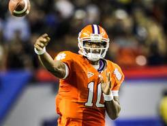 Clemson and quarterback Tajh Boyd head to No. 4 FSU in one of many games this weekend where teams can prove they belong.