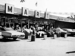 Sam Walton opened the first Walmart store in Rogers, Ark., on July 2, 1962.