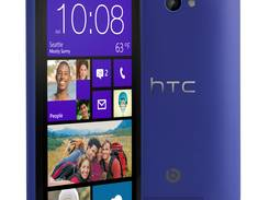The new Windows Phone 8X by HTC.