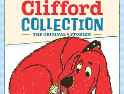 'Clifford Collection' will feature Norman Bridwell's first six stories.