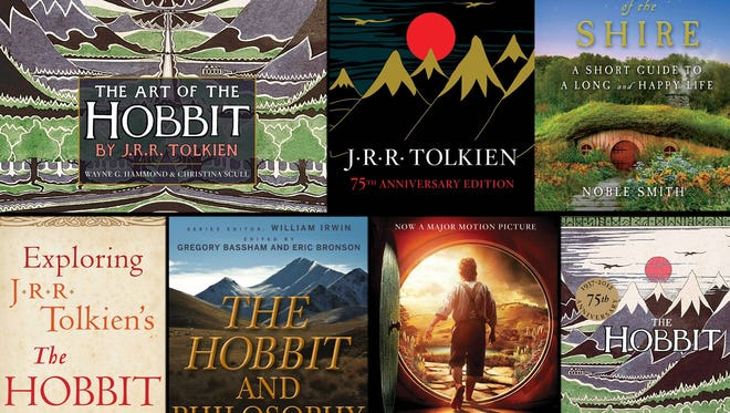 New 'Hobbit' releases are coming out in honor of the 75th anniversary of J.R.R. Tolkien's classic tale.