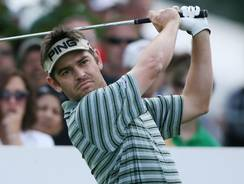 Louis Oosthuizen stands sixth in the FedExCup standings entering the finale.