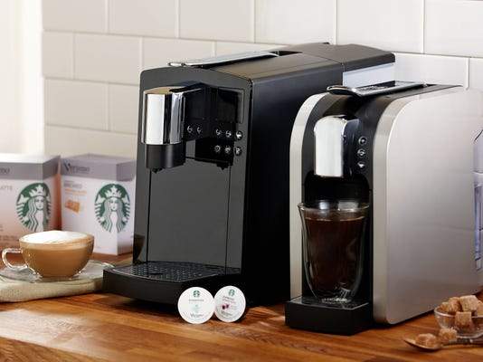 Starbucks Rolls Out Single Cup System
