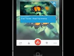 StumbleUpon has updated its app to take advantage of Apple's release of its iOS 6 mobile operating system.