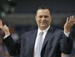 In addition to Texas Tech, Gillispie has been head coach at Texas-El Paso, Texas A&M and Kentucky.