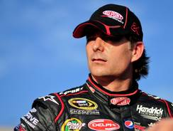 Jeff Gordon has dug a 47-point hole to start the Chase for the Sprint Cup title run.