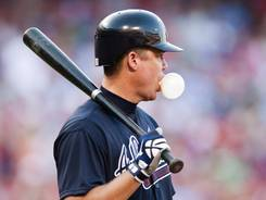 Braves third baseman Chipper Jones, 40, is retiring after the season.