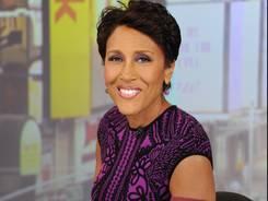 Robin Roberts of 'Good Morning America'  had a bone marrow transplant on Thursday.
