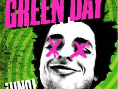 Green Day's first of a trilogy, 'Uno!' is out now.