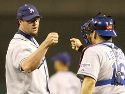 Eric Gagne and Paul Lo Duca both were prominent figures in baseball's Mitchell Report.