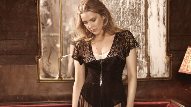 Diana Krall's new album 'Gag Rag Doll' comes out Oct. 2.