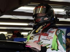 Dale Earnhardt Jr. will look to match or better his fourth-place finish in June at Dover this weekend.