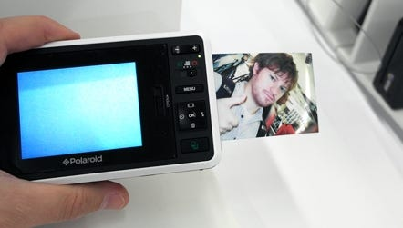 Polaroid revives retro instant printing with the Z2300.