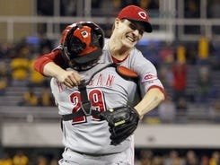 Homer Bailey threw the first no-hitter for the Reds since Tom Browning's perfect game in 1988.