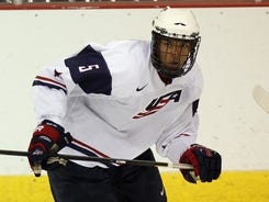 Seth Jones will be one of the top players at this weekend's prospects game in Buffalo on Saturday.
