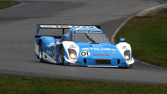 Scott Pruett and Memo Rojas, in the No. 1 BMW Riley, have won Grand Am Rolex Series titles four times in the last five years.
