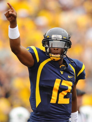 Geno Smith and the Mountaineers are 4-0 and ranked No. 7.