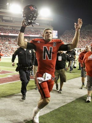 Nebraska quarterback Taylor Martinez led the Cornhuskers on four consecutive scoring drives to overcome a 17-point second-half deficit.