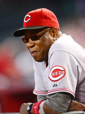 Dusty Baker will manage the team during the final series of the regular season.