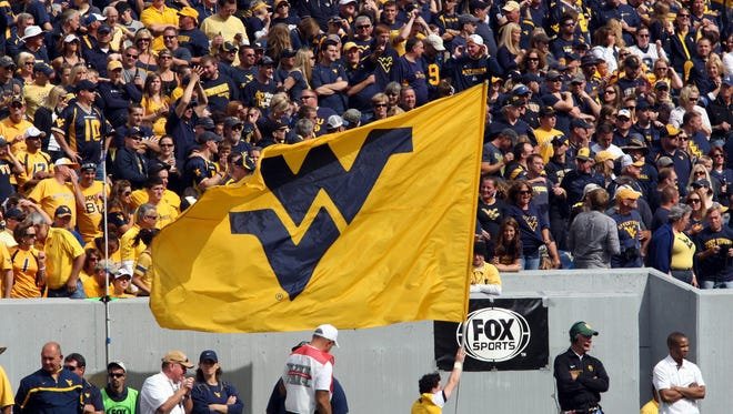 West Virginia fans have been known to burn couches after college football games.