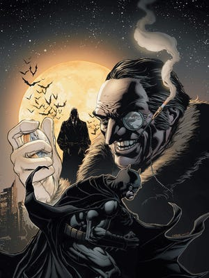 """""""Detective Comics"""" issue 13 begins an eight-part story arc titled """"Emperor Penguin."""""""