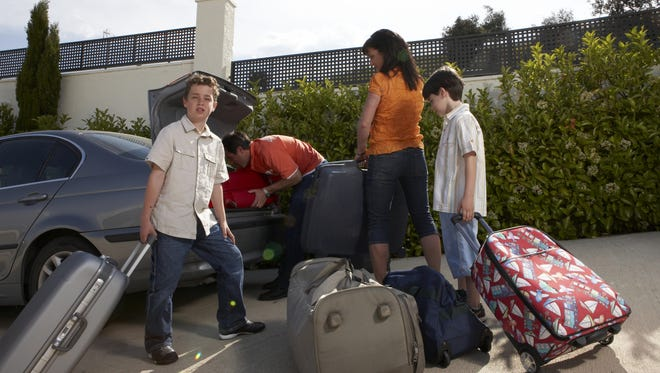 Involving your children at every stage of the trip-planning process can help make your family trip more harmonious.