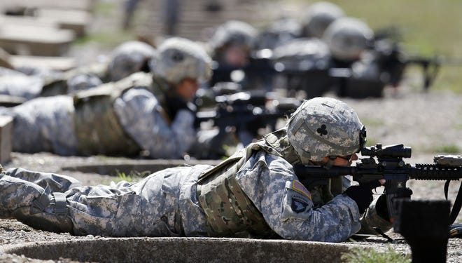 Female soldiers are exposed to risk factors associated with breast cancer, research finds.