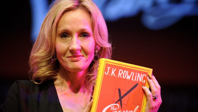 'The Casual Vacancy' is No. 1 on USA TODAY's Best-Selling Books list.